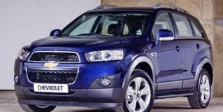 chevrolet captiva 3.0 ltz awd at