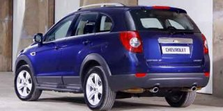 chevrolet captiva 2.4 lt fwd at