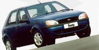 ford fiesta 1.4i flair 5-door (ac)
