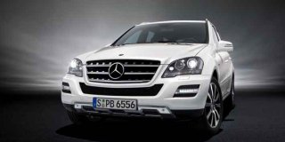 mercedes ml 350cdi grand edition 7g-tronic