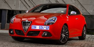 alfa romeo giulietta 1.8 tbi quadrifoglio verde