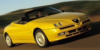 alfa romeo spider 2.0 twin spark
