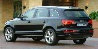 audi q7 4.2 fsi quattro tiptronic