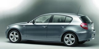 bmw 118i 5-door exclusive steptronic