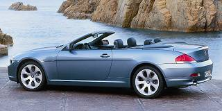 bmw 645ci convertible steptronic