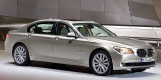 bmw 740i steptronic