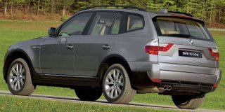 bmw x3 xdrive20i exclusive steptronic