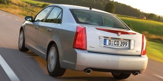 cadillac bls 2.8 v6 at