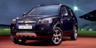 chevrolet captiva 2.0d ltz (sunroof)