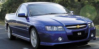 chevrolet lumina ute 6.0 v8 ss at
