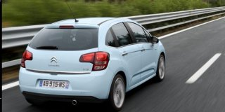 citroen c3 1.6 vti exclusive at