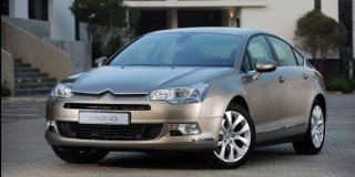 citroen c5 3.0 hdi v6 at