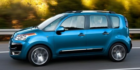 citroen c3 picasso 1.6vti seduction