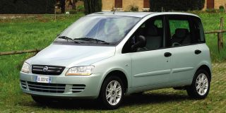 fiat multipla 1.6 active