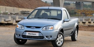 ford bantam 1.3i ac