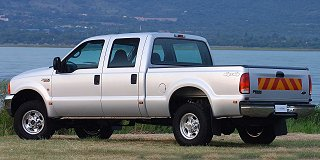 ford f250 4.2tdi d/cab 4x4 xlt