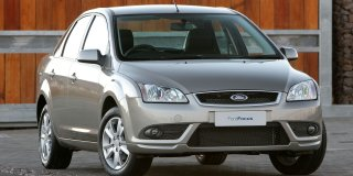 ford focus 2.0 si 4-door