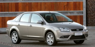 ford focus 2.0 tdci mps6 si 4-door