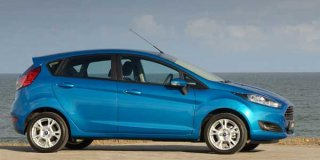 ford fiesta my13 1.0 ecoboost trend 5-door specifications