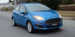 ford fiesta my13 1.0 ecoboost titanium 5-door specifications