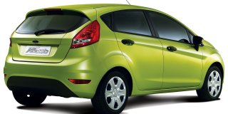 ford fiesta 2012 1.6 trend 5-door