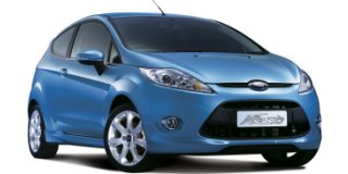 ford fiesta 1.4 titanium 3-door