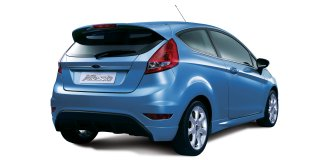 ford fiesta 2012 1.6 titanium 3-door