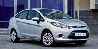 ford fiesta sedan 2010 1.6 trend powershift at