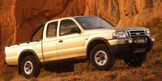ford ranger 2500td supercab xlt hi-trail