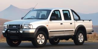 ford ranger 2500td d/cab xlt hi-trail