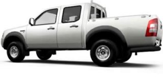 ford ranger 2.5td 4x2 d/cab hi-trail