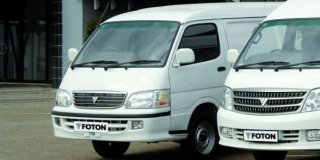 foton panel van 2.2