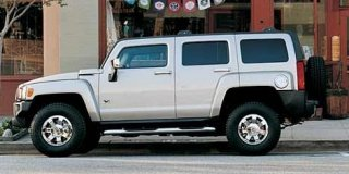 hummer h3 luxury hydra-matic