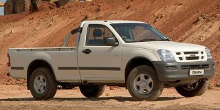 isuzu kb 300tdi 4x4 le
