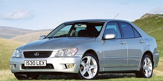 lexus is 300 e-shift