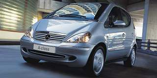 mercedes a160 avantgarde