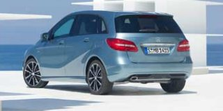 mercedes b 200 blueefficiency