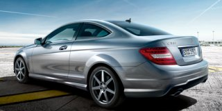 mercedes c 250 coupe 7g-tronic