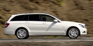 mercedes c 200 estate blueefficiency avantgarde