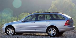 mercedes c200k estate sports pack avantgarde