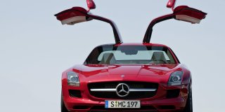 mercedes sls 63 amg speedshift dct-7