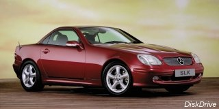 mercedes slk 320 tipshift