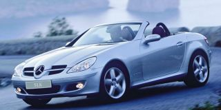 mercedes slk 55 amg 7g-tronic