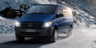 mercedes vito 113 cdi function