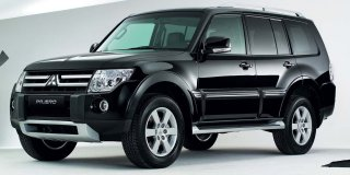 mitsubishi pajero 3.2 di-dc sport gls