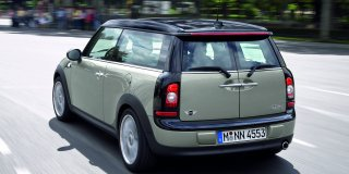 mini cooper clubman steptronic