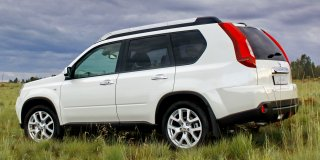 nissan x-trail 2.0 dci 4x4 se at