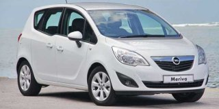 opel meriva 1.4t enjoy