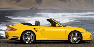 porsche 911 turbo cabriolet tiptronic