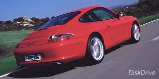 porsche 911 carrera coupe tiptronic